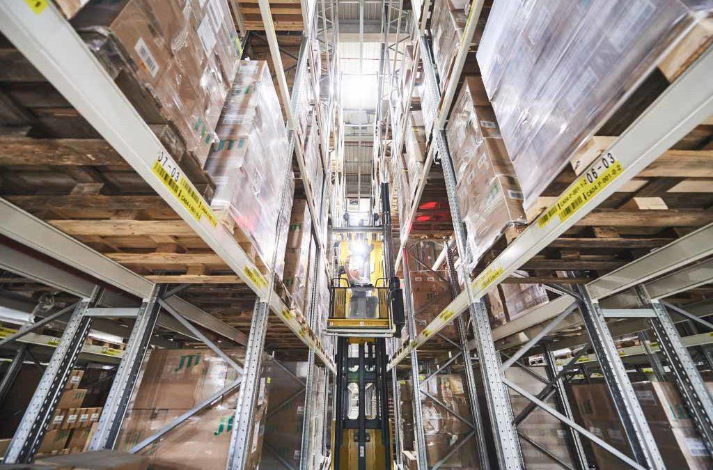 NewCo Log : quand gestion de stock va de pair avec étiquetage