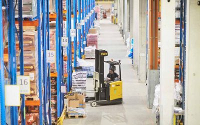 The logistics warehouse of the future: one size fits all?