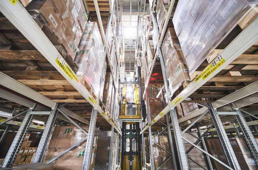NewCo Log: when inventory management and labelling go hand in hand